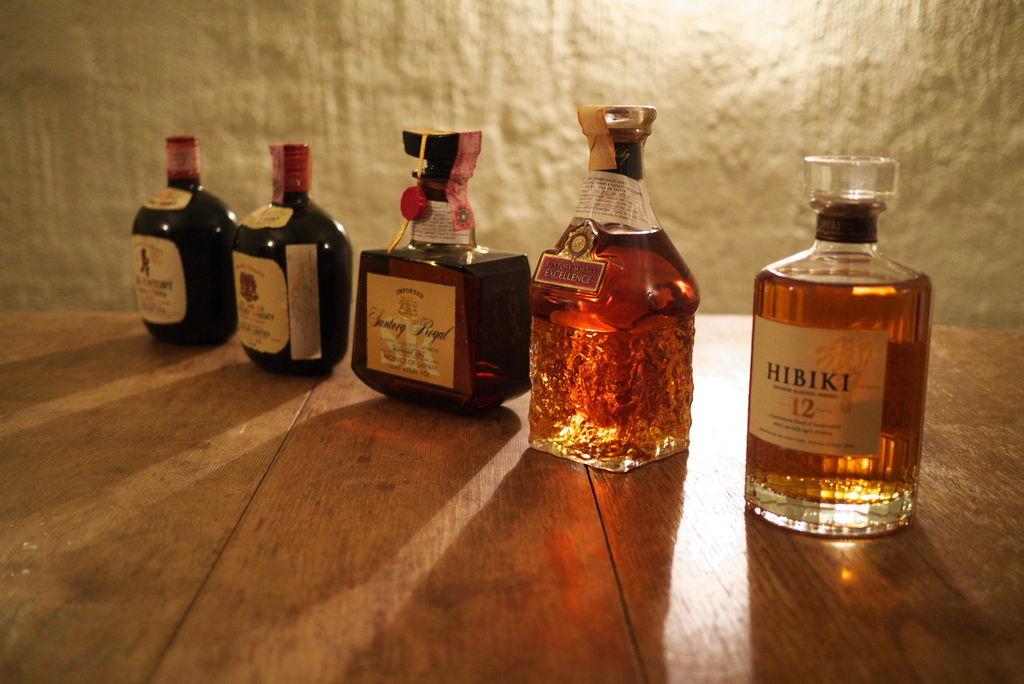 Suntory Japanese Asian Whisky