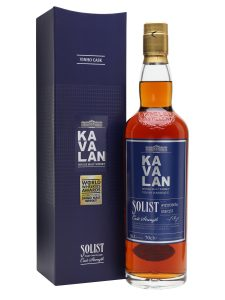 Kavalan Soloist Taiwan Whisky